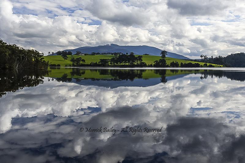 Coruna Lake by Merrick Baley