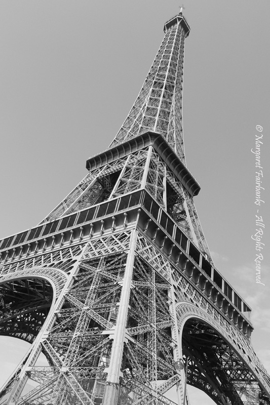 Eiffel Tower by Margaret Fairbanks
