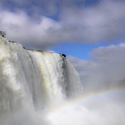 Iguazu Falls by Rob Geraghty