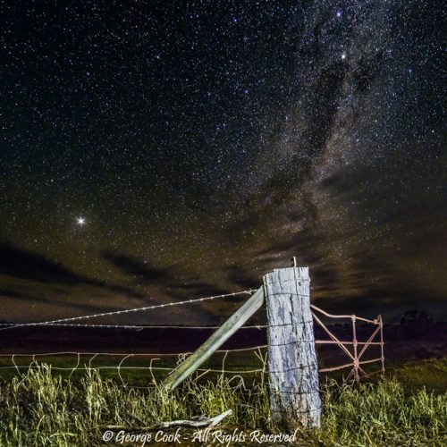 Night in the Country by George Cook