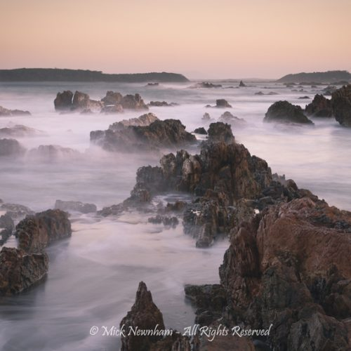Tomakin_Cove by Mick Newnham