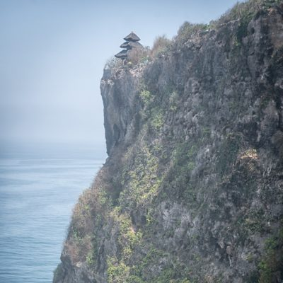 Monkey at Uluwatu Temple by Beth Westra