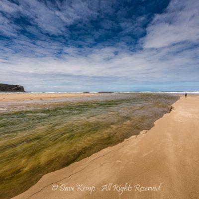 Sand Wash by Dave Kemp