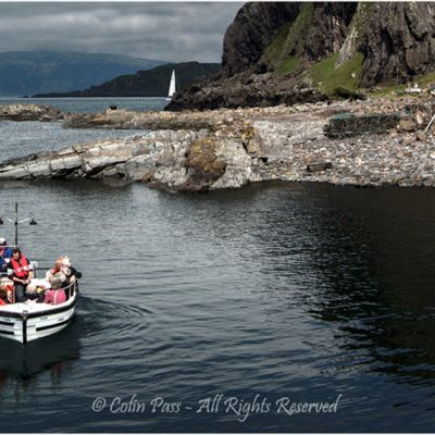 Seil Island Ferry by Colin Pass