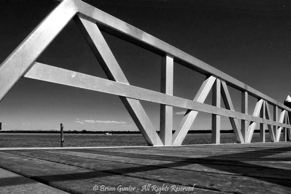 South West Rocks Jetty by Brian Gunter