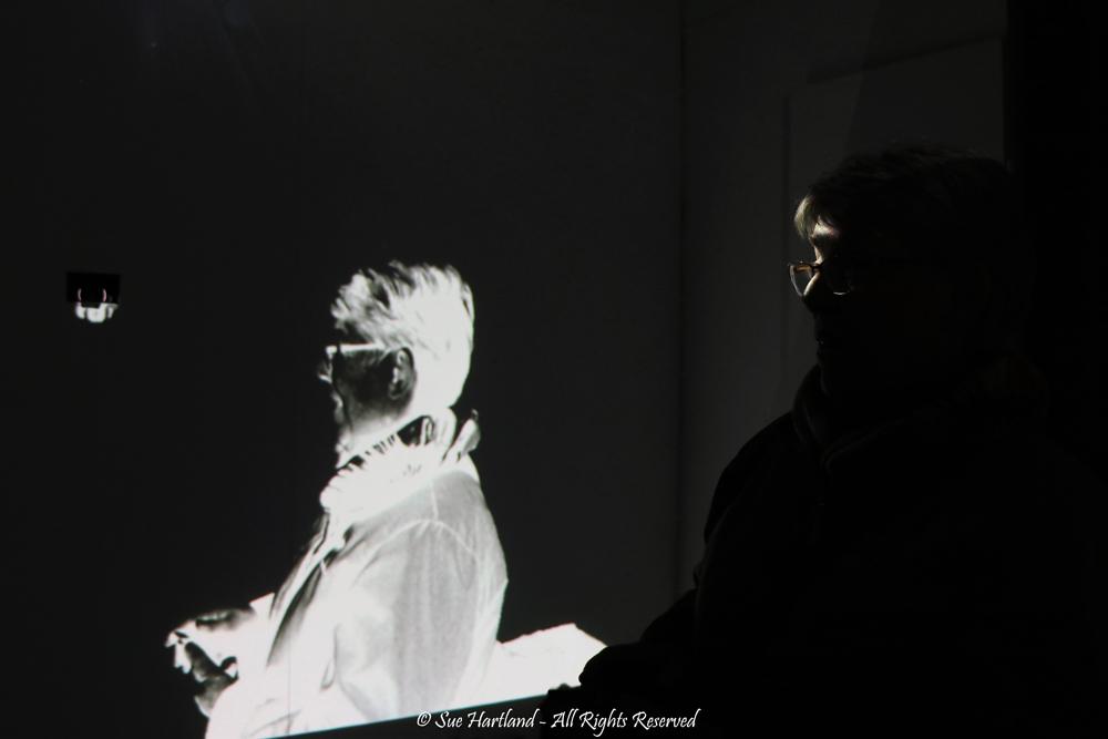Vivid Negative Room by Sue Hartland