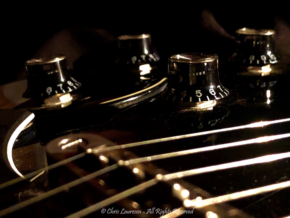 Volume and Tone by Chris Laursen