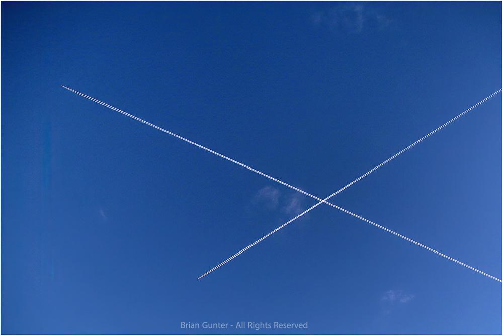 Sky Cross by Brian Gunter