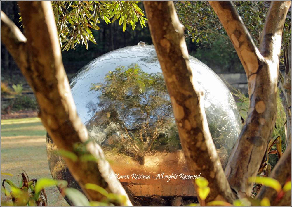 Fountain by Karen Reisima