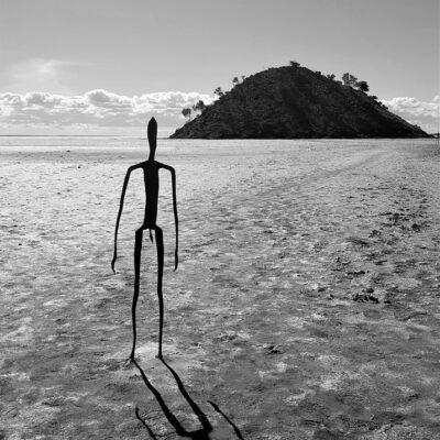 Lake Bollard by Sue Hartland