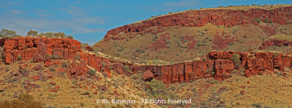 Pilbara Red by ric Bannister